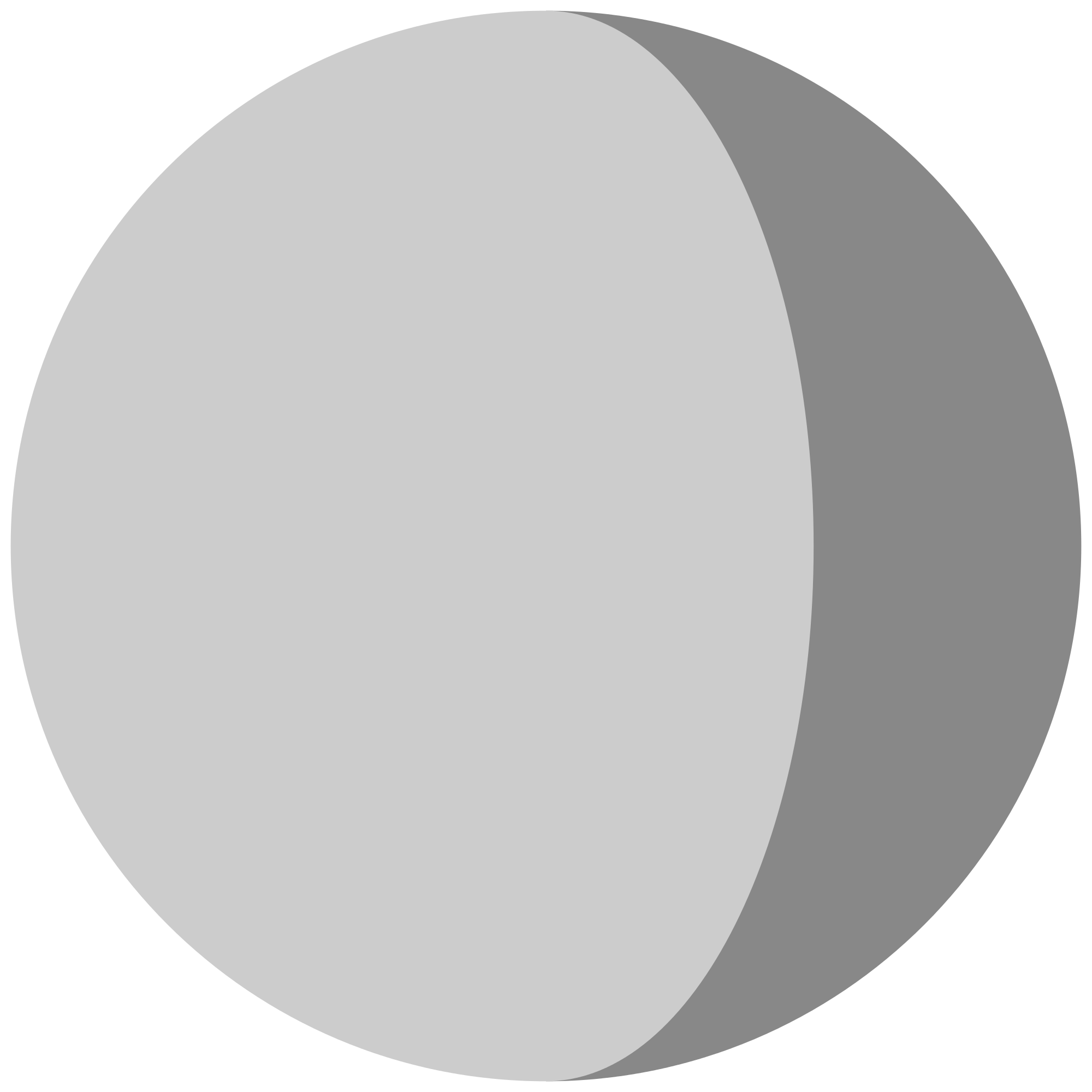 half oval png