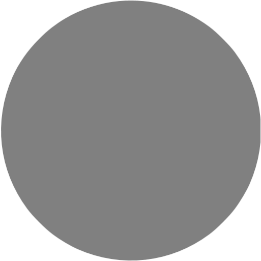 Gray circle png. Icon free shape icons