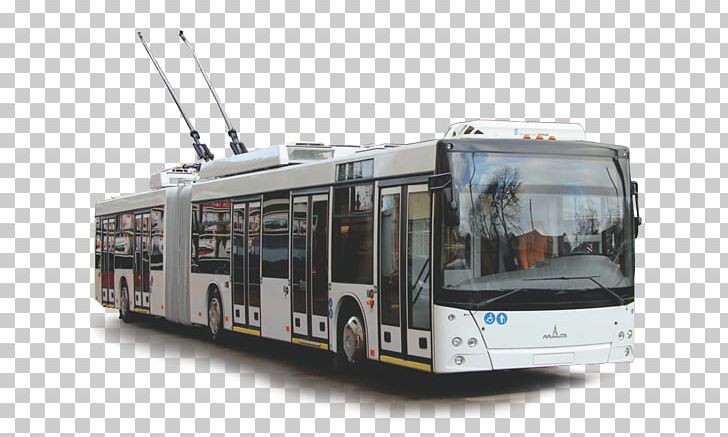 Brown trolleybus. Png clipart free download