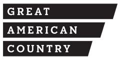 Great american country logo png. Gac on dish mydish