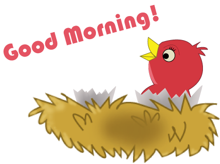 Morning clipart clouds. Free good cliparts download