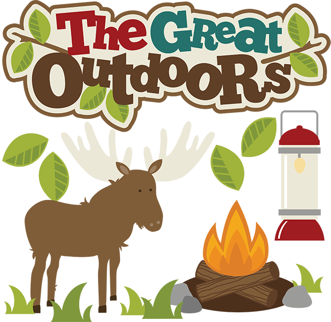 Outdoors . Great clipart picture freeuse library