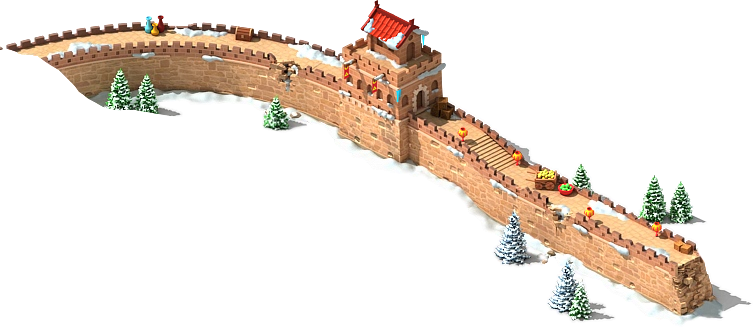great wall png