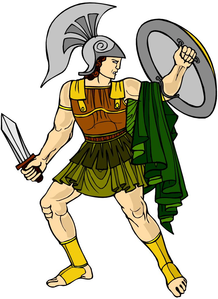Greek clipart person greek. God ares ancient greece
