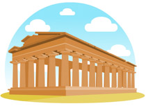 Free ancient clip art. Greece clipart freeuse library