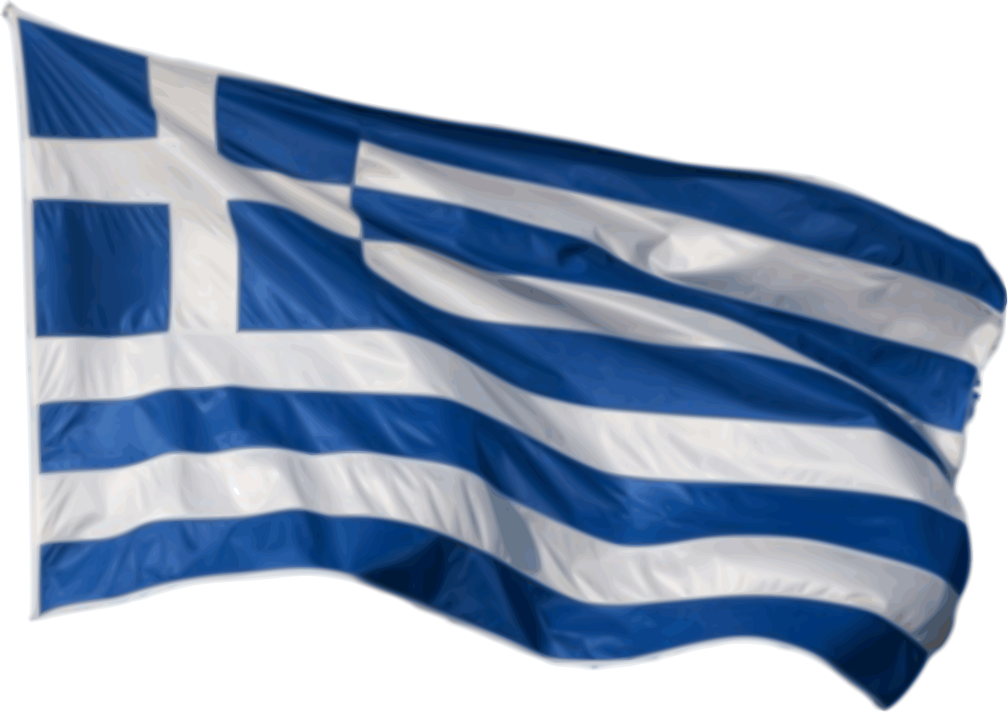 Greece flag png. Identity card