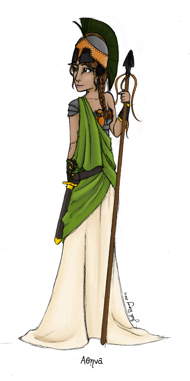 Greek god png. Goddess athena by jadeariel