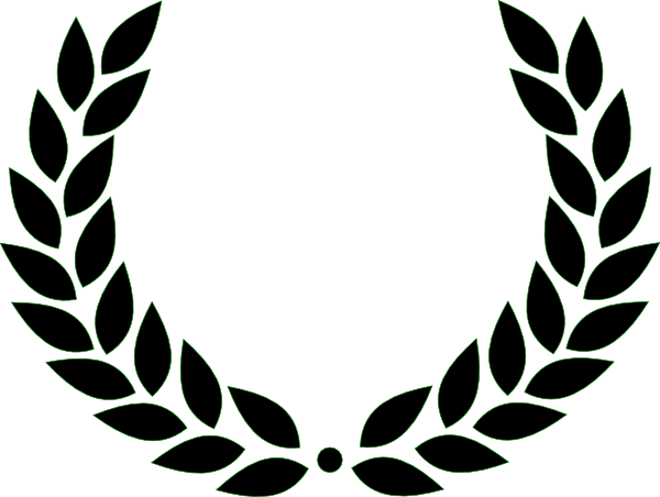 Greek leaves png. Laurel wreath clip art
