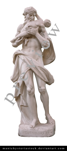 Greek statue png. Scary by manichysteriastock on