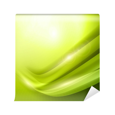 Wall mural pixers we. Green abstract background png png royalty free library