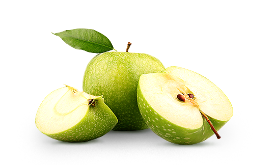 Green apples png. Apple products mattoni flavoured