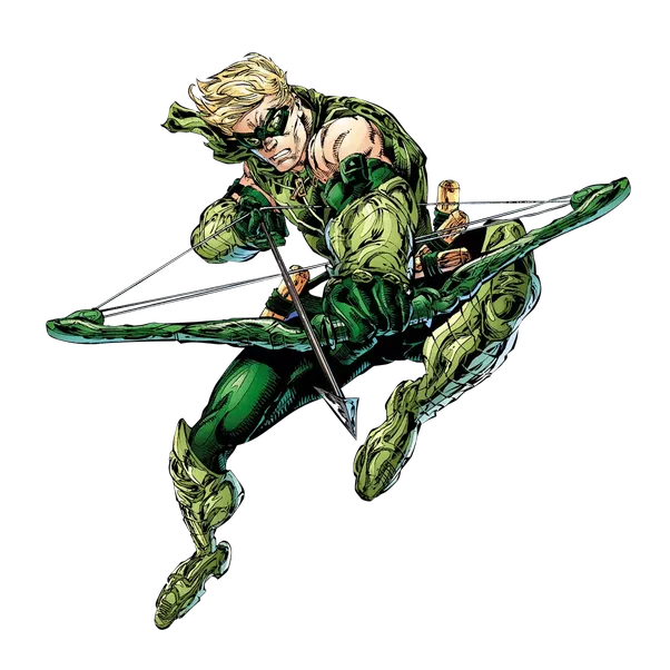 Green arrow comic png. What are some unknown
