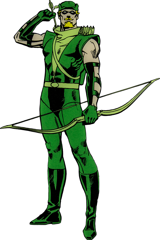Green arrow comic png. Image result for classic
