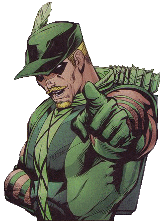 Green arrow comic png. Want to see what