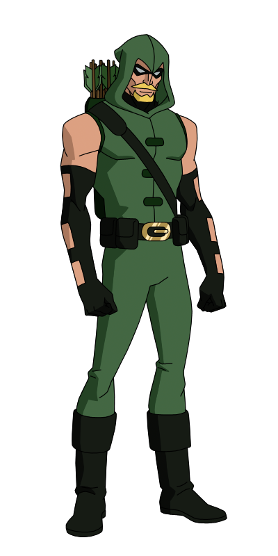 Green arrow dc png. Image oliver queen by
