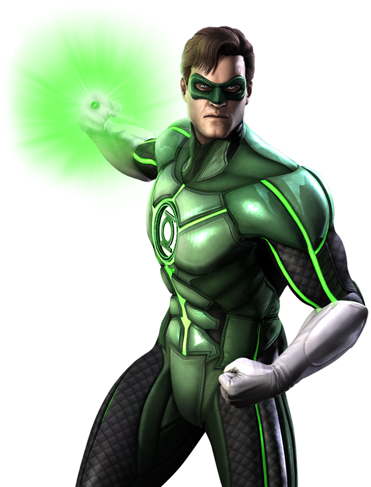 green lantern transparent png