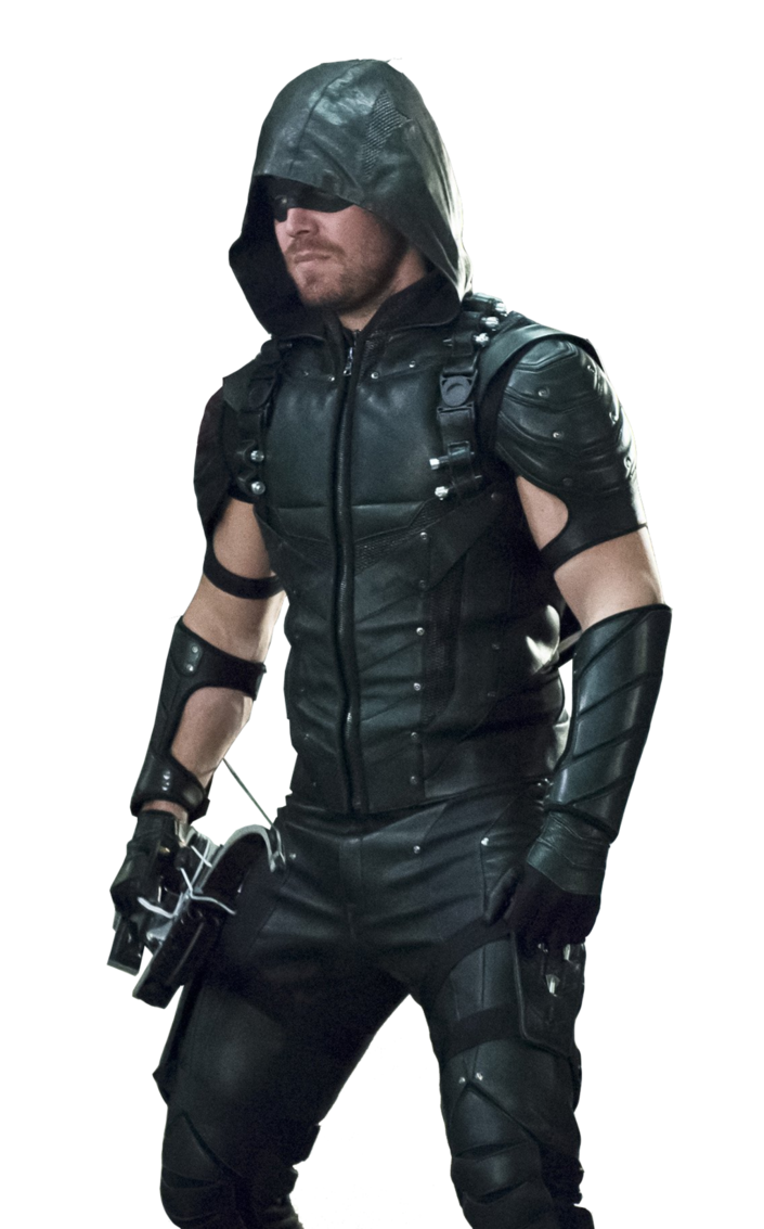 Green arrow dc png. By buffy ville on