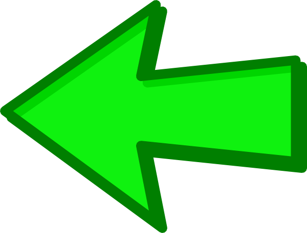 Green arrow png. Left free icons and