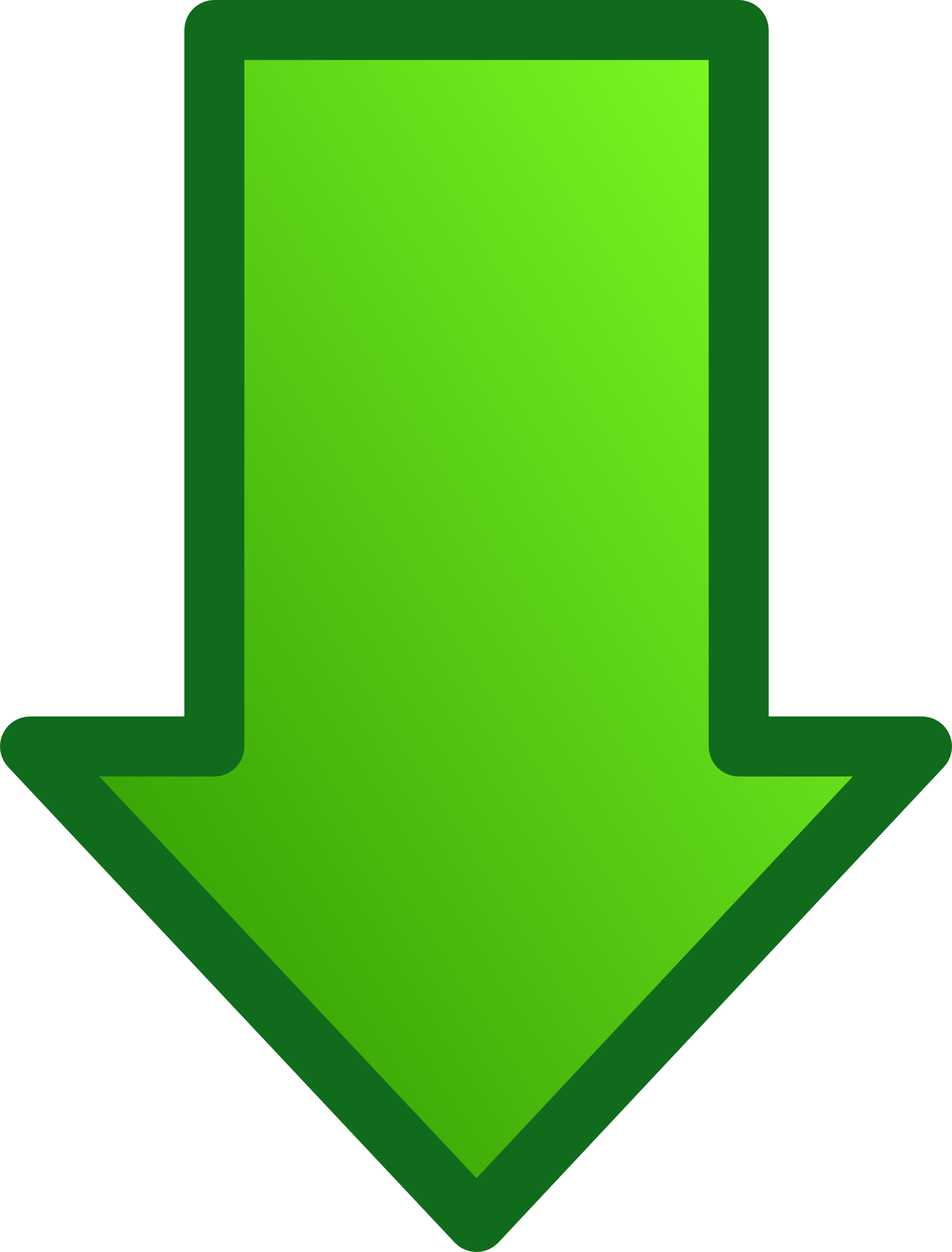 download arrow png