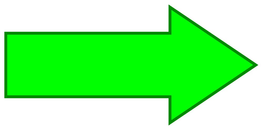 Green arrow png. File right svg wikimedia