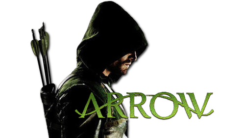 Green arrow png cw. Comic frontline extended promo
