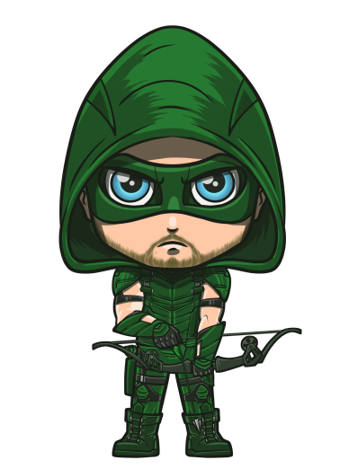 Drawing movie arrow