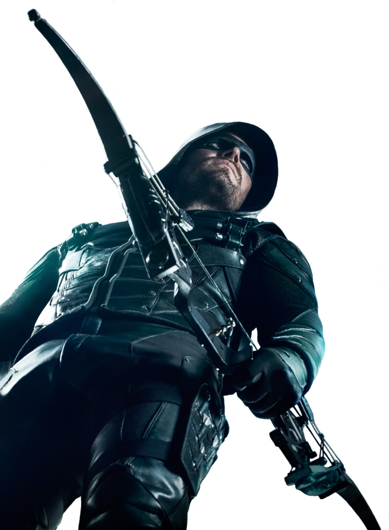 Green arrow png season 5. Oliver queen render by