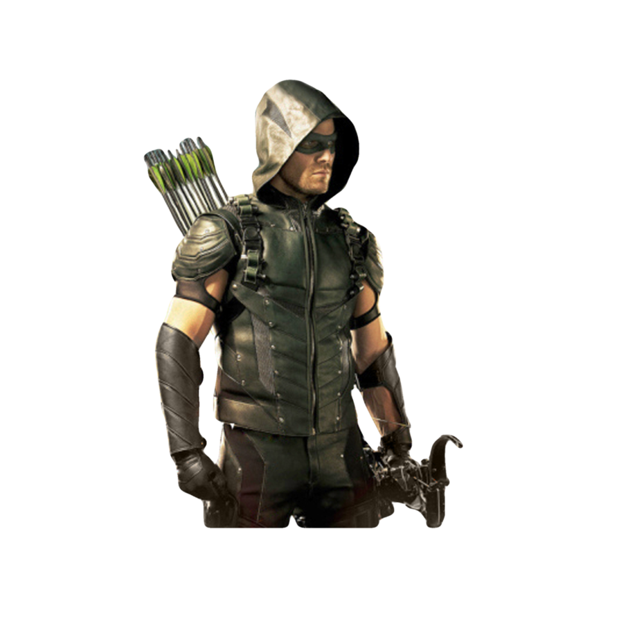 green arrow png season 5