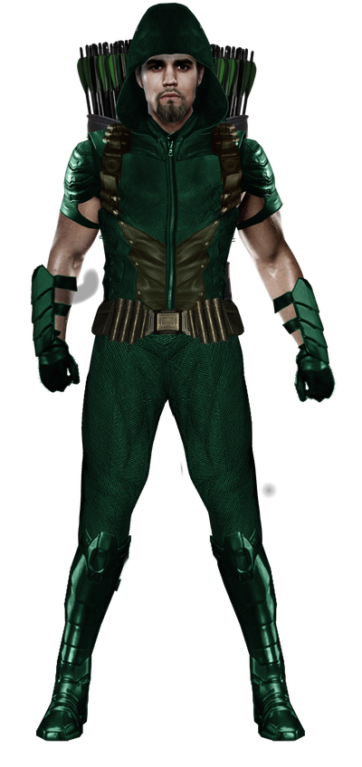 Green arrow rebirth png. Suit original by dcmediaverse