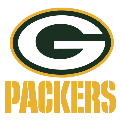 Green bay png. Packers american football transparent
