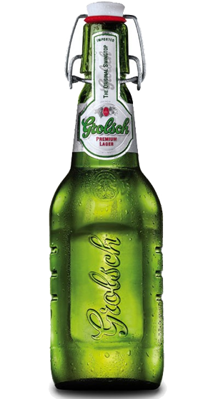 Green beer bottle png. Grolsch swingtop pack ml