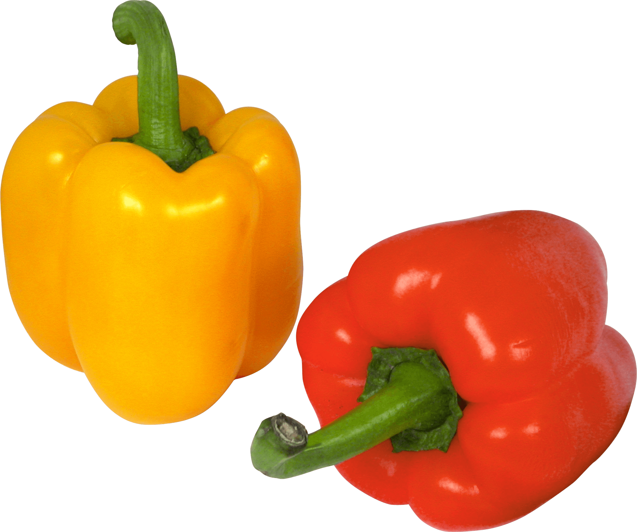 Green bell pepper png. Duo transparent stickpng
