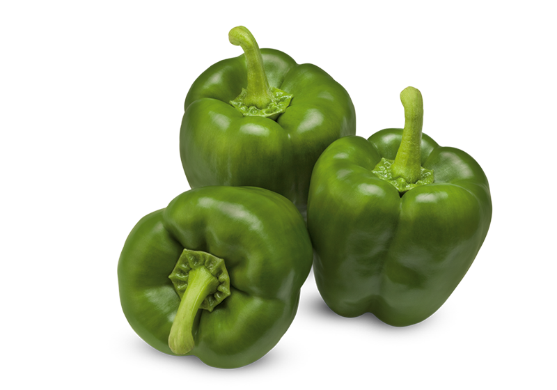 Green bell pepper png. The tastiest sweet peppers
