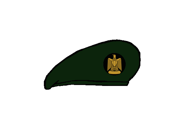 Green beret png. File thunderbolt egyptian army