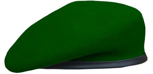 Green beret png. House the factory in