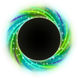 Green black png. Download hole free transparent