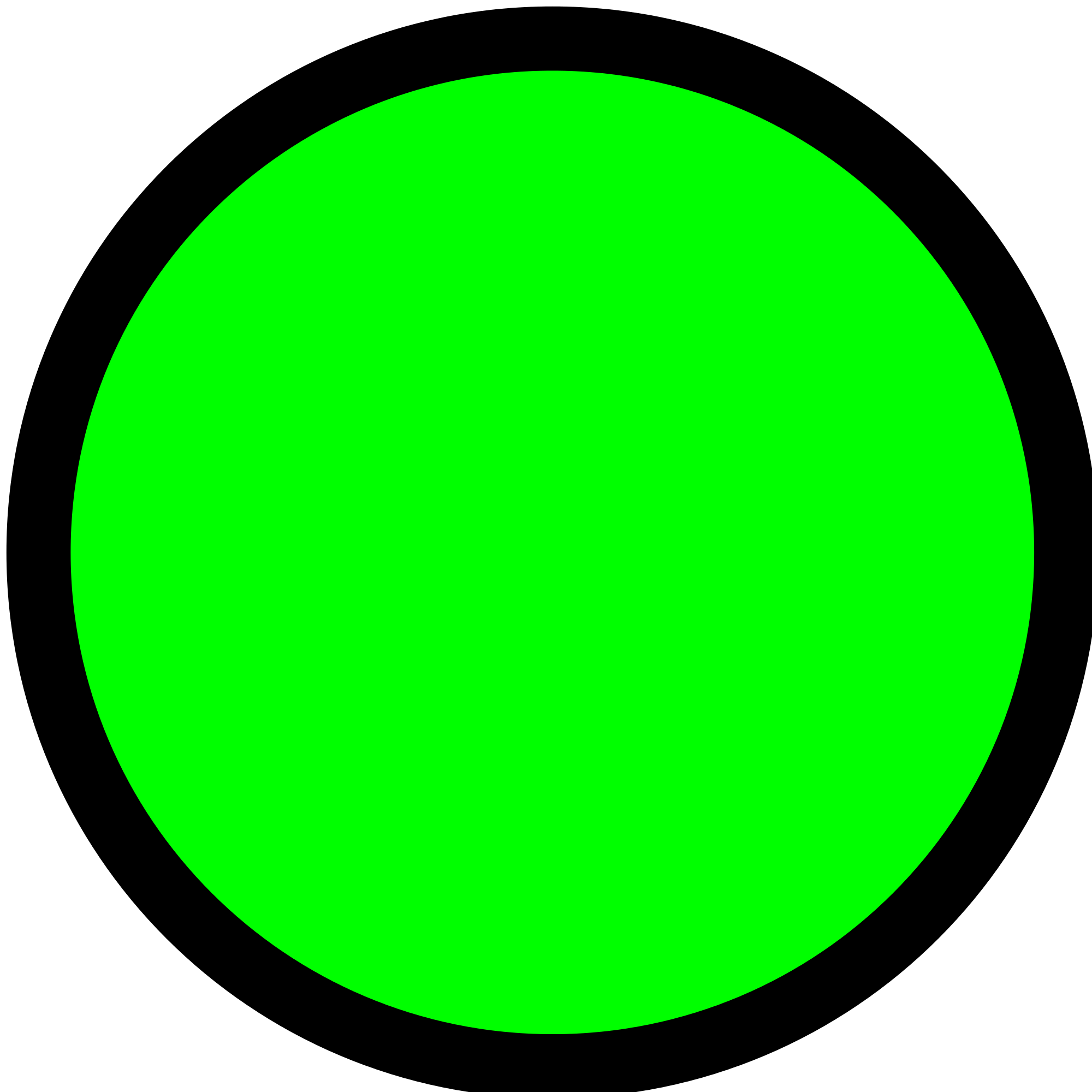File green wikimedia commons. Lime svg circle svg free stock