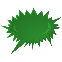 Green blast png. Download explosion category clipart