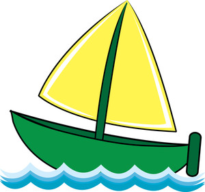 Green boat. Free clipart download best