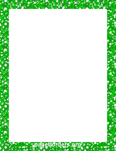Green border png. Frame free images toppng