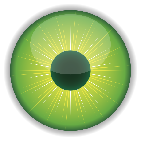 Images free download eye. Green cat eyes png vector freeuse stock