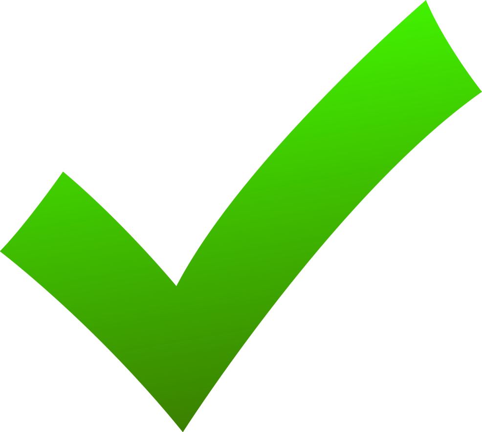Green check mark png. Icon free icons and