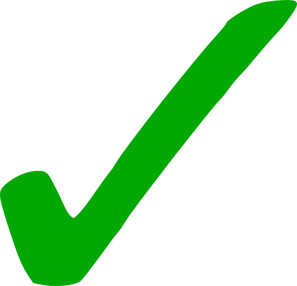Green check mark png. Tick hd transparent images