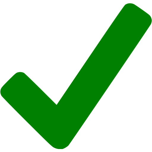 Green check mark png. Checkmark icon free icons