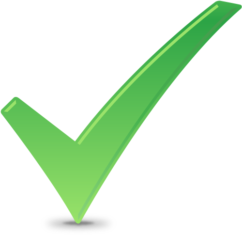 Green checkmark png. Tick images transparent free