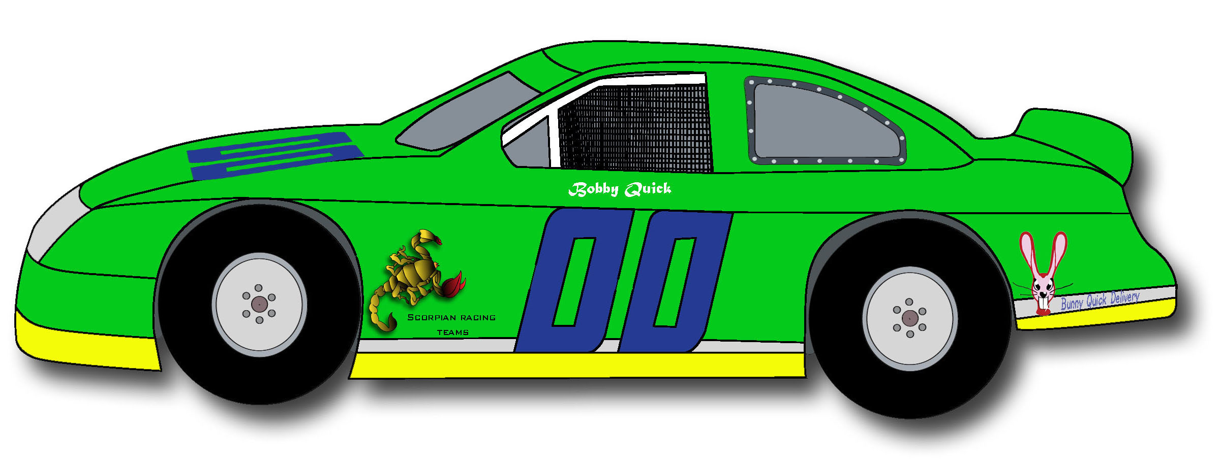 Green clipart race car. Sports and transport stock