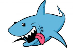 Sharks clipart. Shark tooth at getdrawings