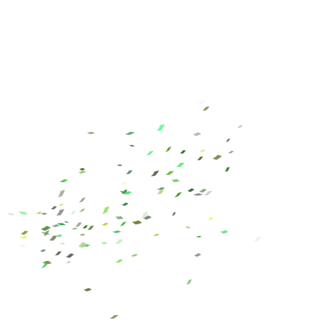 Green confetti png. Submit your resume candidates