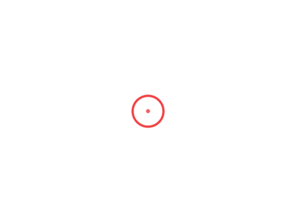 Red dot crosshair png