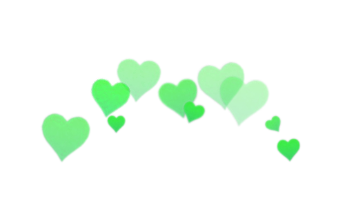 Green crown png. Interesting heart heartcrown instagram